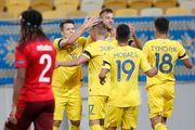 Оценки матча Украина – Швейцария. Лучшим игроком встречи стал Ярмоленко