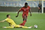 Михайличенко став найкращим гравцем матчу Україна – Швейцарія