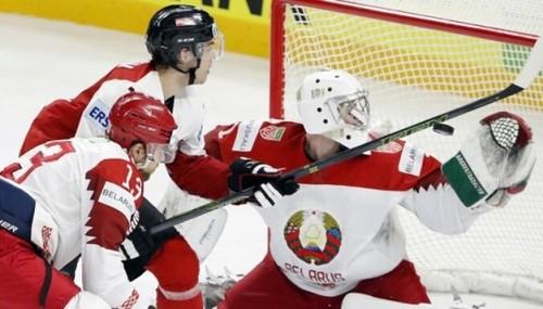 Латвия призывает отобрать у Беларуси чемпионат мира по хоккею