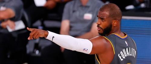 В 35 все еще может! Крис Пол побил рекорд Леброна в плей-офф НБА