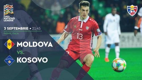 Молдова – Косово – 1:1. Видео голов и обзор матча
