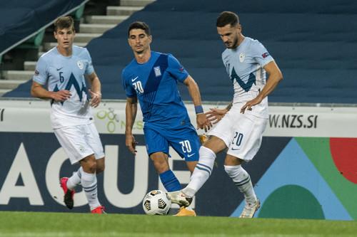 Словения – Греция – 0:0. Обзор матча