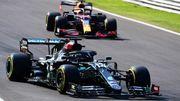 Гран-при Италии. Мерседес впереди, проблемы Рено и Феррари, авария Ред Булл