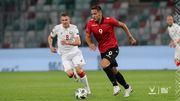 Лига наций. Беларусь дома проиграла Албании