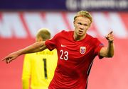 Норвегия – Австрия – 1:2. Красиво забил Холанд. Видео голов и обзор матча