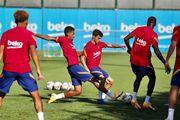 Куман отстранил двух ведущих игроков Барселоны от тренировок