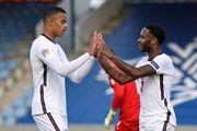 Исландия – Англия – 0:1. Стерлинг забил с точки. Видео гола и обзор матча