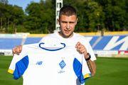 Кравець забив перший гол після повернення в Динамо