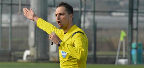 Українські арбітри працюватимуть на матчі відбору молодіжного Євро