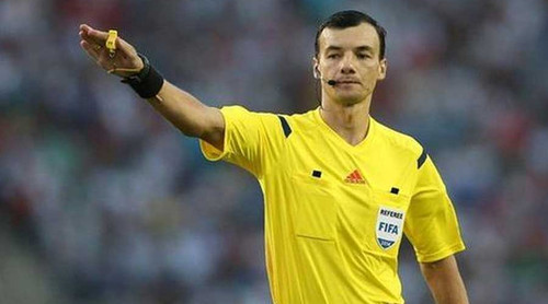 Бойко в деле. Украинский арбитр обслужит матч Лиги наций
