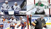 Стали известны все участники финалов Востока и Запада плей-офф НХЛ