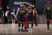 НБА. Торонто и Денвер сравняли счет в сериях против Бостона и Клипперс