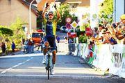 Украинец Пономарь выиграл престижную гонку в Швейцарии