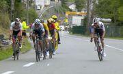Тур де Франс. Роглич перехватил лидерство перед днем отдыха