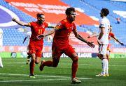 ВИДЕО. Лига наций. Уэльс вырвал победу у Болгарии на 90+4 минуте