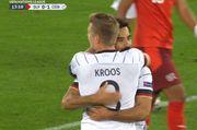 ВИДЕО. Дальний удар. Гюндоган открыл счет для Германии в игре со Швейцарией