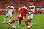 Лига наций. Сербия и Турция голов не забили, Греция переиграла Косово