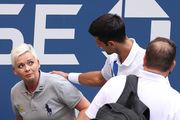 Джоковича лишат всех рейтинговых очков и призовых за выступление на US Open