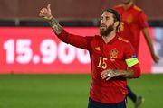 Серхио РАМОС: «Рад великолепному матчу!»