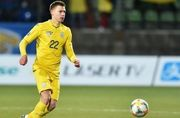 Матвиенко стал лучшим игроком в составе Украины в матче с Испанией