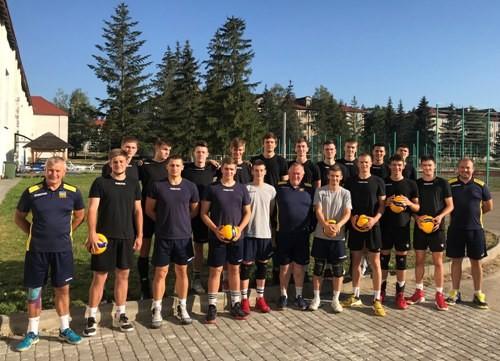Збірна України U-20 розпочала другий етап підготовки до Євро-2020