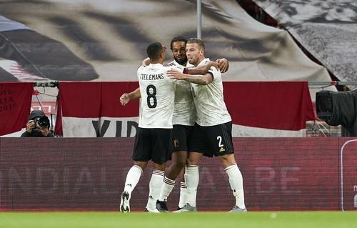 Данія – Бельгія – 0:2. Відео голів та огляд матчу