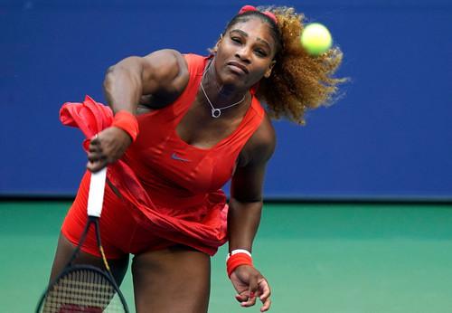 US Open. Серена Уильямс одолела Стивенс в трехсетовом матче
