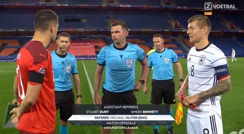 Швейцария – Германия – 1:1. Видео голов и обзор матча