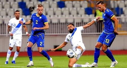 Косово – Греция – 1:2. Видео голов и обзор матча