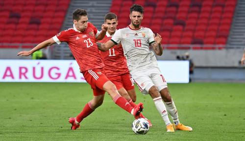 Венгрия – Россия – 2:3. Видео голов и обзор матча