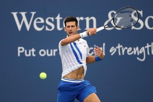 Джокович не пришел на пресс-конференцию после дисквалификации из US Open