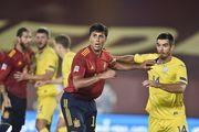 Испания – самый неудобный соперник для Украины