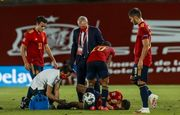 Регілон отримав травму в матчі проти України