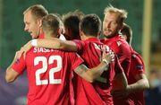 Казахстан – Беларусь – 1:2. Видео голов и обзор матча