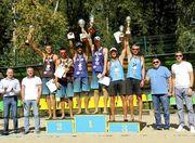 Фінал чемпіонату України з пляжного волейболу пройшов у Чернігові