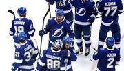 ВИДЕО. Гол-фантом в матче плей-офф НХЛ