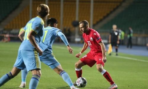 Лига наций. Беларусь обыграла Казахстан, успех Литвы