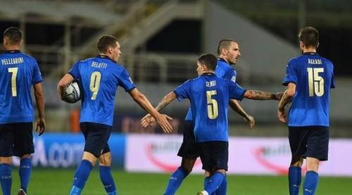 Нідерланди - Італія - 0:1. Відео голу та огляд матчу