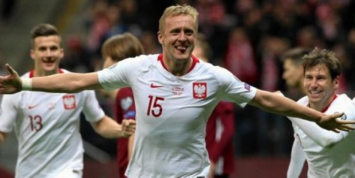 Ліга націй. Польща обіграла Боснію, поразка Нідерландів