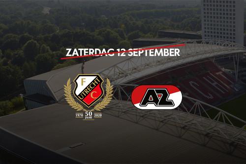 АЗ удалось перенести матч чемпионата Нидерландов накануне игры с Динамо