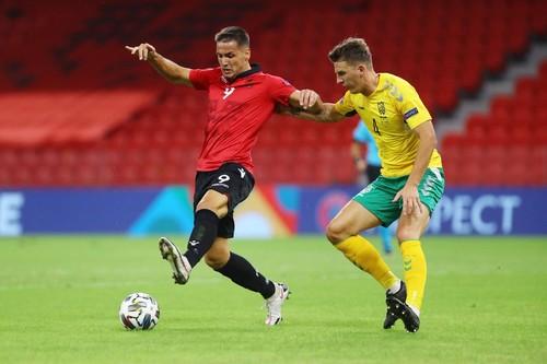 Албанія — Литва —  0:1. Відео гола та огляд матчу
