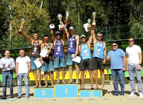 Финал чемпионата Украины по пляжному волейболу прошел в Чернигове