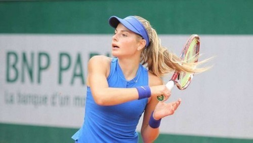 Завацкая проиграла в первом круге турнира в Стамбуле