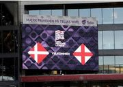 Дания – Англия – 0:0. Нули в Копенгагене. Видеообзор матча