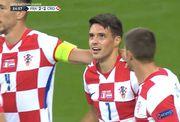 ВИДЕО. Хорватия сравняла счет в игре с Францией, отличился Брекало