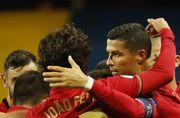Криштиану РОНАЛДУ: «Для меня недостаточно забить 100 голов за Португалию»
