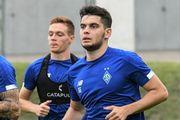 Динамо дозаявило на сезон двух футболистов