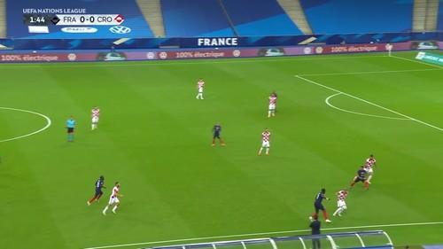Франция – Хорватия – 4:2. Ремейк финала ЧМ-2018. Видео голов и обзор матча