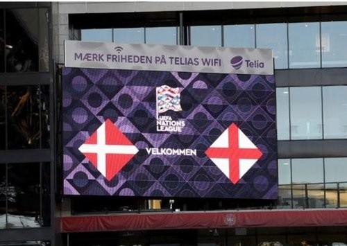 Данія – Англія – 0:0. Нулі в Копенгагені. Відеоогляд матчу