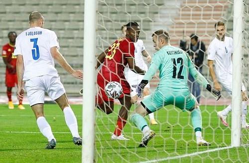 Бельгия – Исландия – 5:1. Разгром островитян. Видео голов и обзор матча